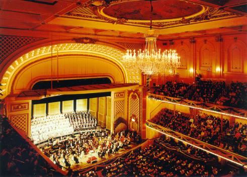 symphony concert report essay